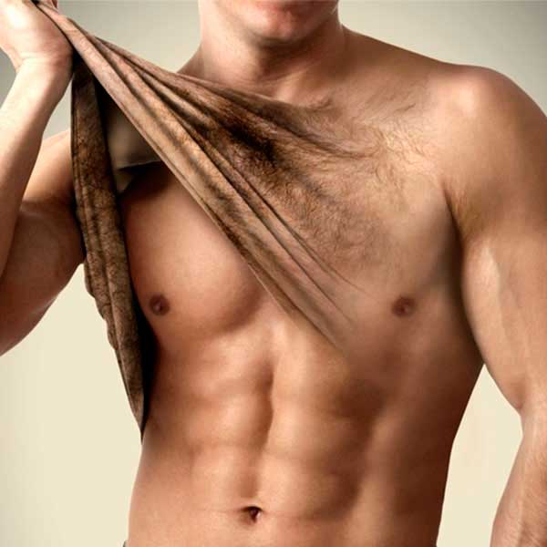 unwanted hair removal